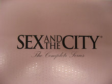 Sex and the City - 6 kompl. årgange, DVD