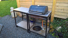 IKEA gas-grill med bord