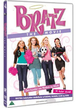 BRATZ ; THE MOVIE ; dansk tale