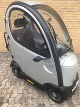 Pro-movec Cabin Elscooter