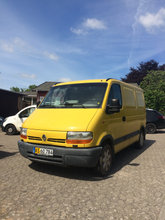 Renault Master T28 synet d. 6/2-2018
