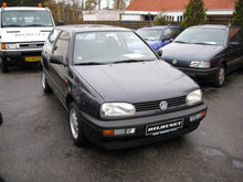 VW GOLF 1,4i 60HK 3DØRS