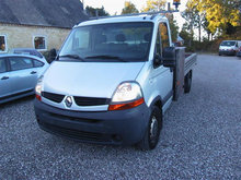 Renault Master T35 L2H1 2,5 DCI 146HK Ladv./Chas. 6g