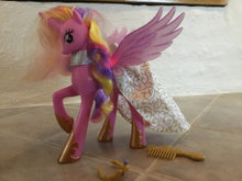 My little pony dronning