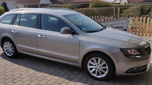 Super velholdt Skoda Superb Stationcar