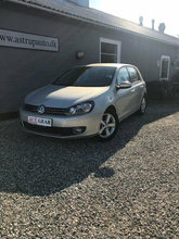 Golf VI 1,4 TSi 160 Highline DSG