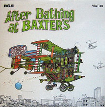 Jefferson Airplane - After bathing at Ba