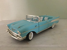 1957 Chevrolet Bel Air Cabriolet