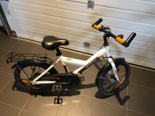 16tommer Winther cykel