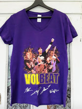 Volbeat T-shirt.