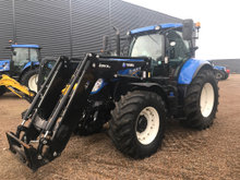 New Holland T7.210 CL MY 15