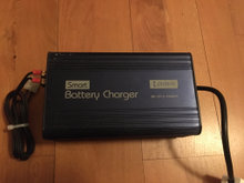Batterilader Smart Charger Polaris