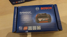 Bosch Batteri 18 volt slide in