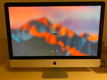 iMac 27 tommer 1000 GB Late 2013