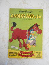 Anders And & Co nr. 22 1966