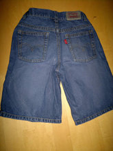 Levis knickers / shorts. Str. 116