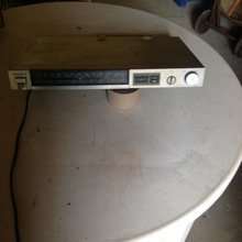 Sony FM STEREO /FM AM Tuner ST -  JX 22L