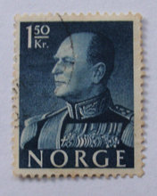 Norge - AFA 438 - Stemplet