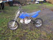 Dirt Bike - Crosser 125CC