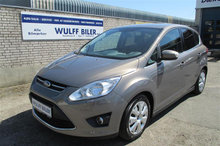 Ford C-MAX 1,6 TDCi Trend 95HK 6g