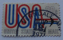 USA - Stanley Gibbons A1350 - Stemplet