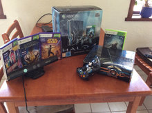Xbox360 Limited edition Halo4 320gb