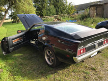 Ford Mustang Mach 1 429 cui