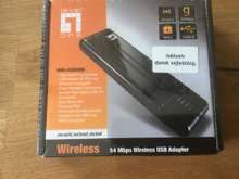 Wireless USB Adapter 54 Mbps
