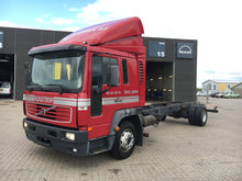 Volvo FL6 220 , Chassis