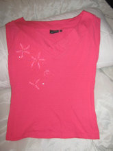 pink In-Wearbluse str S.