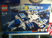 Lego Spacepolice