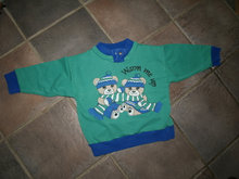 "Friend's ""warm me up"" sweatshirt str. 90"