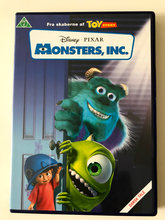 DVD: Monsters, Inc.