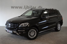 ML350 3,0 BlueTEC aut. 4-M