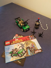 LEGO Super Heroes 76004 SpidercycleChase