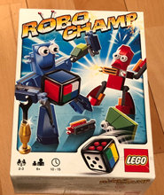 LEGO robo champs spil