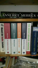 Anne Rice 5 stk.