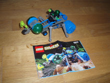 Lego Space 2 sæt. Cosmic Creeper 6837 +