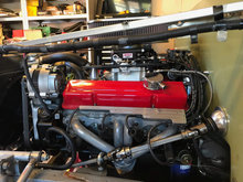 Chevy small block Komplet drivline