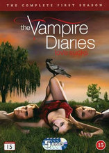 The vampire diaries ; sæson 1 ; NY !
