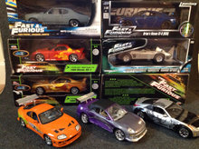 Fast and Furious samling 1:18
