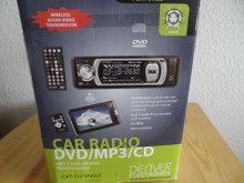 Auto Radio DVD/MP3/CD