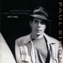 Paul Simon -  Negotiations And Love Song