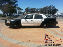 Ford victoria Crown p71 ca 2003 Doner