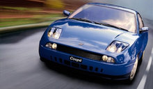 Fiat coupe 20v turbo KØBES