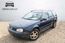 VW Golf Variant 2,0 115HK Stc