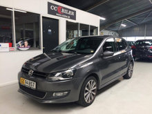 Polo 1,6 TDi 90 Highline DSG Van