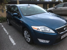 Mondeo 1,8 tdci 2010 nyserviceret