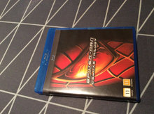 Spider-man deluxe trilogy 3 film Blu-ray