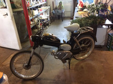 Puch ms50 renoveret